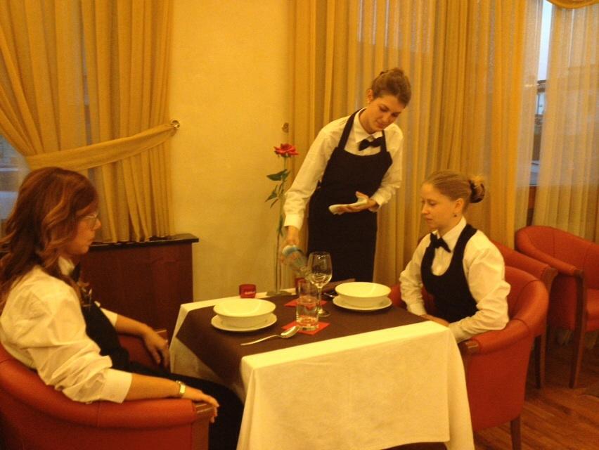 Corso per Diventare Cameriere di Sala a Cagliari