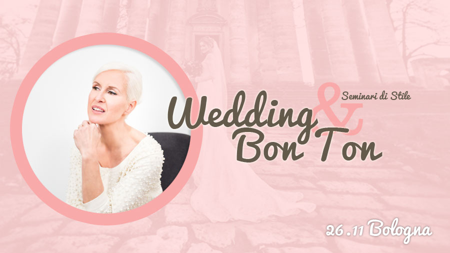 Seminario Wedding e Bon Ton