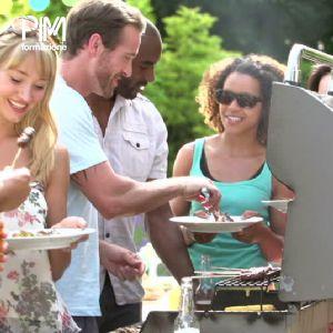 Corso pratico di  cucina al Barbecue