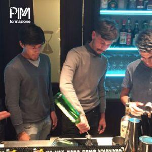 Corso Barista & Barman a Monza (15/10/2015): Tecniche di versata libera e relativa misurazione delle dosi