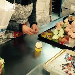 Pasticceria a Grosseto: alla 2° lezione già gran spettacolo !! (20/01/2015)
