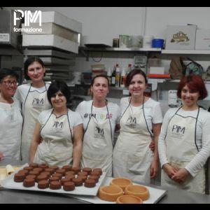 Corso Pratico di Pasticceria a Como (Mag./Giu. 2018)